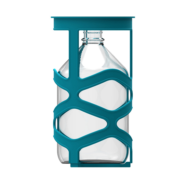 Gumus water 8 liter carrier holder bottle istanbul Turkey ypsilontasarim ypsilon tasarim Stackable portable