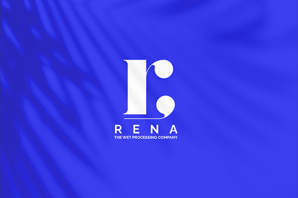 RENA logo design