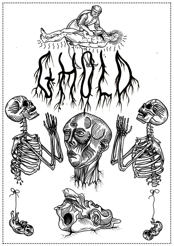 Black metal tattoo ideas