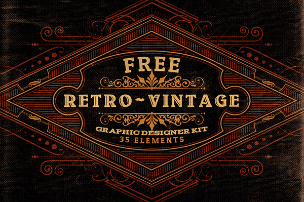 9 grunge textures for vintage effects on your photos or designs 4 logobadge templates 2 vintage style frame designs
