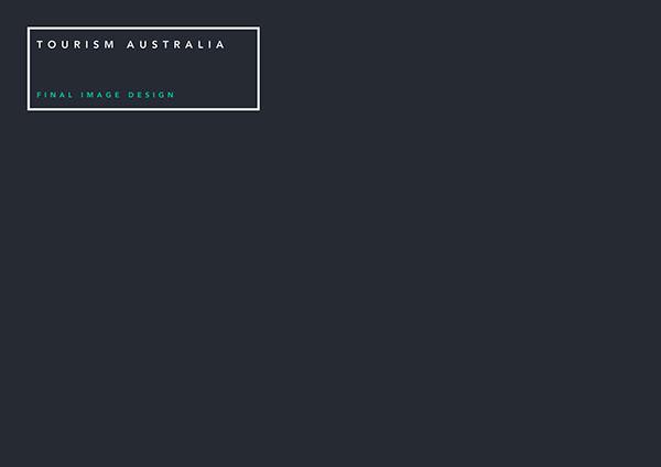 seeaustralia colours graphicdesign socialcampaign campaign tourism Australia studiophotography Groupwork DESIGNSTUDENT