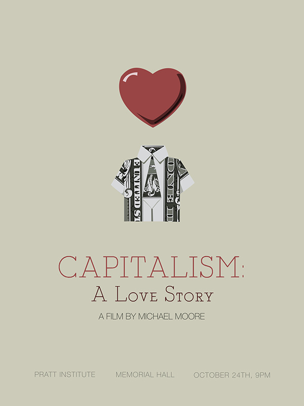 essay on michael moore capitalism a love story Movie review - capitalism: a love story - michael moore's latest target is the system itself michael moore is famous.