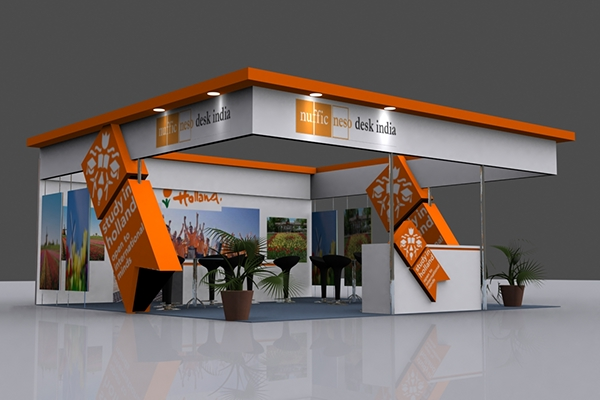 Creative Exhibition Stall Design : Exhibition stall design on behance