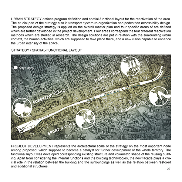 urban design thesis report Centre for urban design at oxford brookes and the urban design group report on the education of planners specifically mentioned the planning content of the estate.