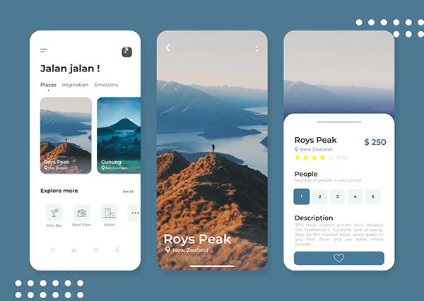 Travelling App
