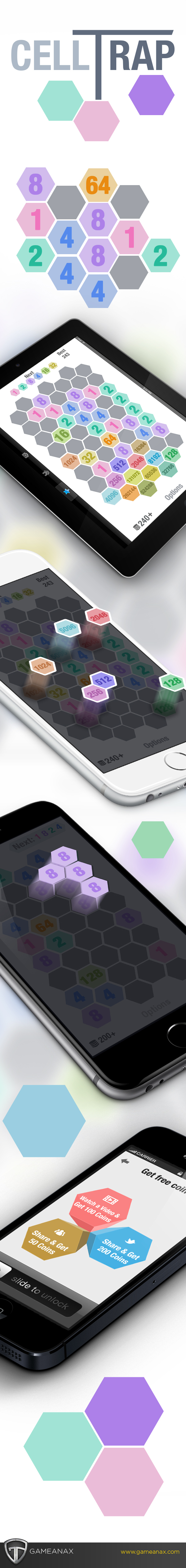 UI ux game mobile puzzle puzzlegame ios android graphics mobilegame