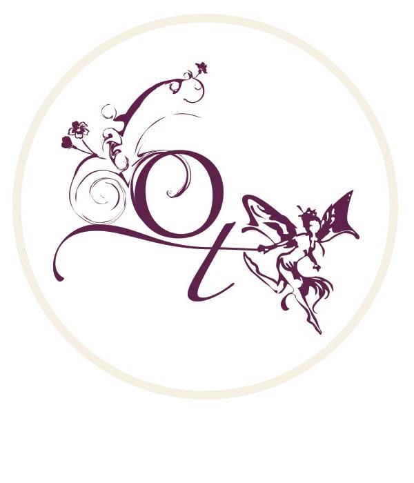 logo natural Flowers ninfa textil draw