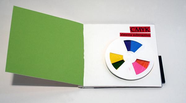 cor color pop up book
