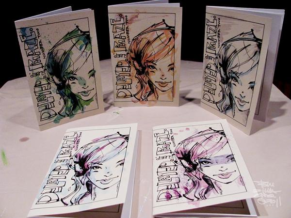 comics art book Zine  women DIY self published hip hop Funk soul philosohpy