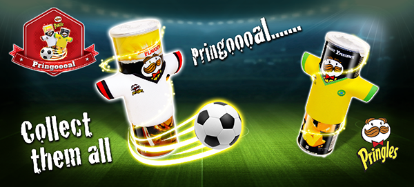 gallery  Pringles qatar world cup promotion
