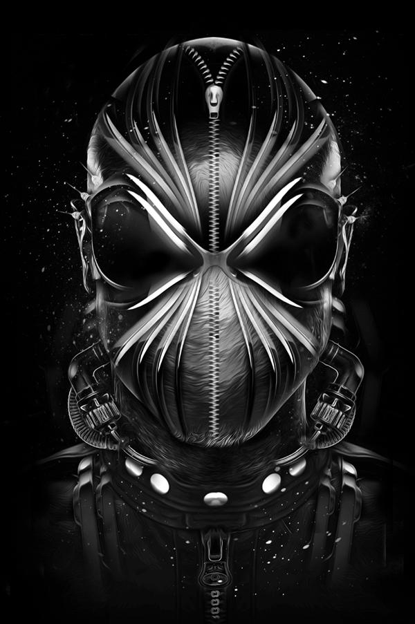 Fantasmagorik - Spider black II