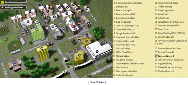 Trevecca Nazarene University Virtual Tour
