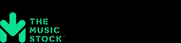 The Music Stock brand identity