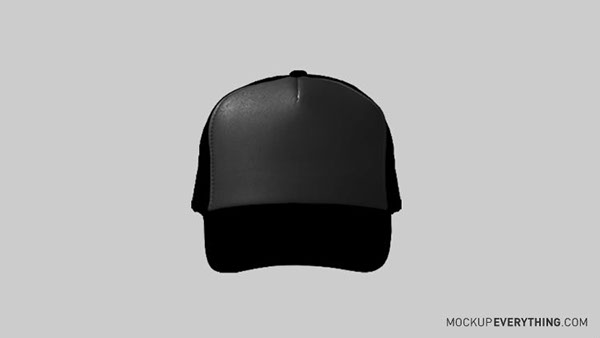 Free Trucker Hat Template On Behance