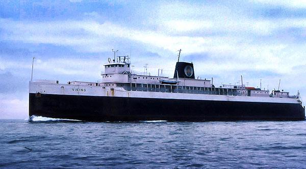 Ann Arbor Railroad Car Ferries 1892 1982 Part 5 On Behance