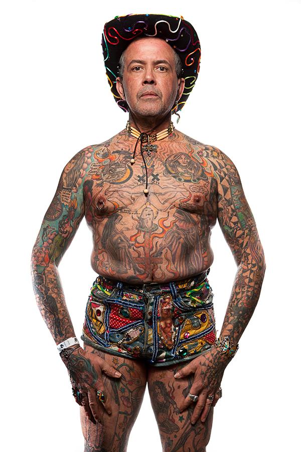 portrait  tattoo  convention Philadephia Philly Tattto Convention Philly tattoo