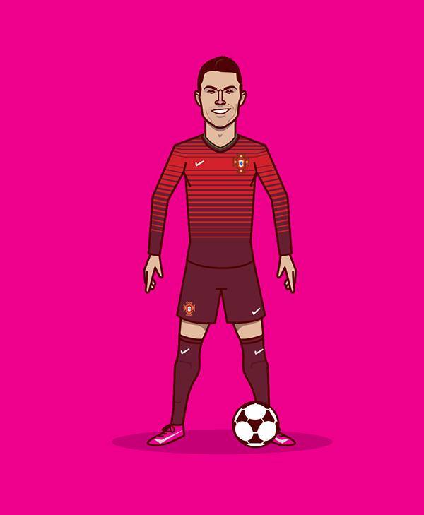 ESPN Ronaldo data website