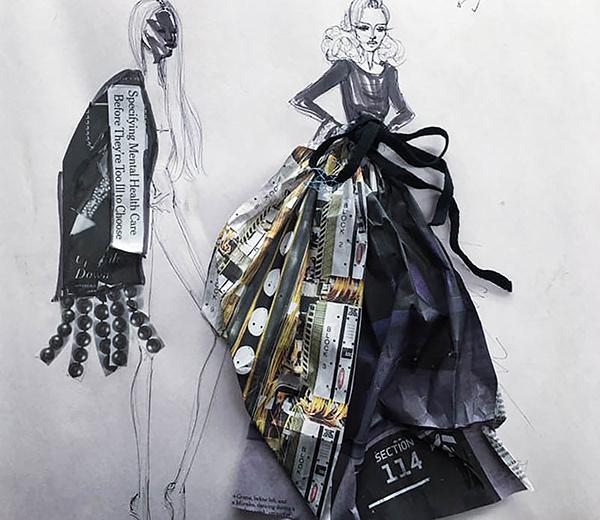 Fashion Art Studio Fall 2018 On Fit Portfolios