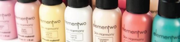 logo Label Web brochure identity cosmetics makeup