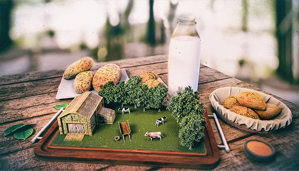 The Minimal Farm