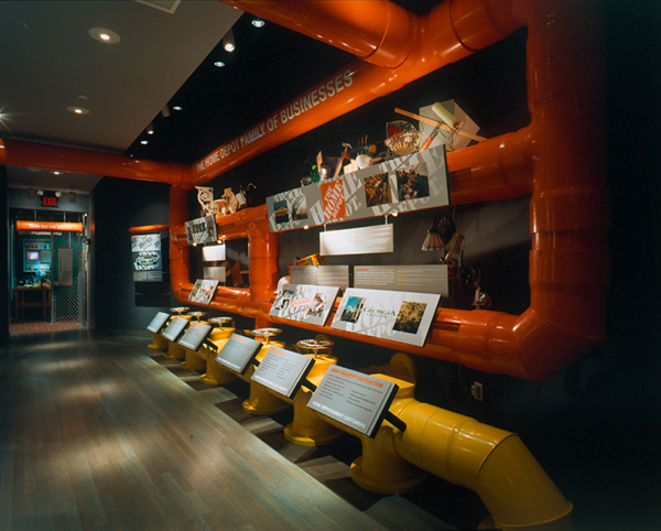 the home depot museum thd headquarters on behance