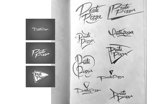 lettering ink letter type font