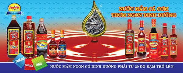 Nước Mắm Hưng Việt