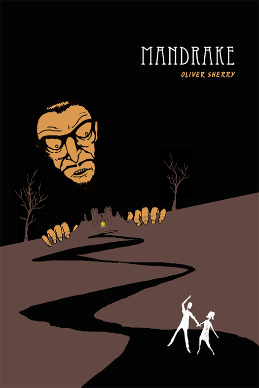 Book Cover Medusa Press Mandrake By Oliver Sherry On Behance