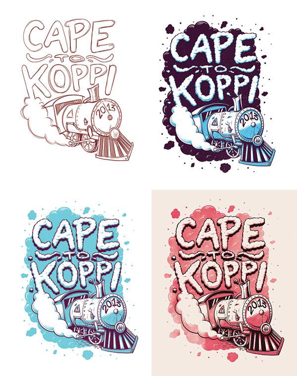 Cape to Koppi on Behance