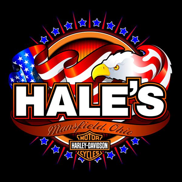 Hale's Harley-Davidson® Logo on Behance