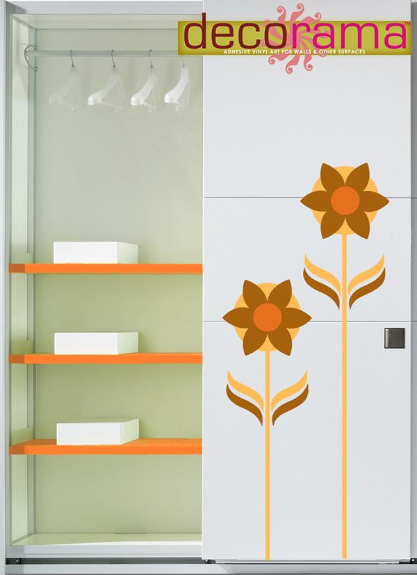 Decorama\' Adhesive Vinyl Wall Art on Behance