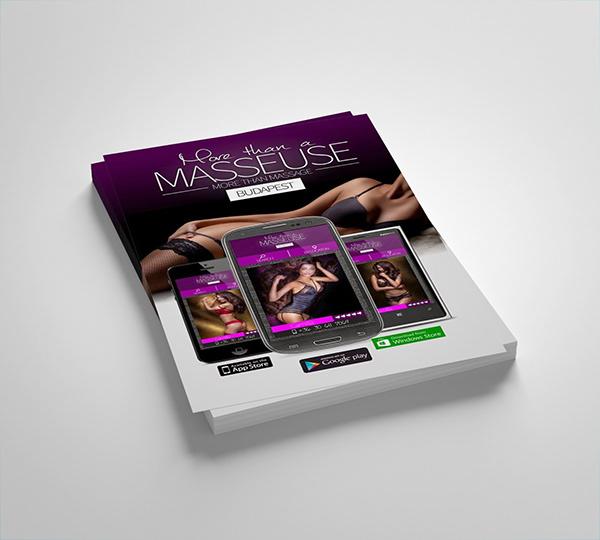 Leaflet massage