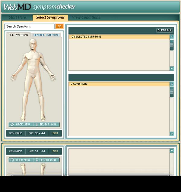 Sports Injury Symptom Checker  Sportsinjuryclinicnet