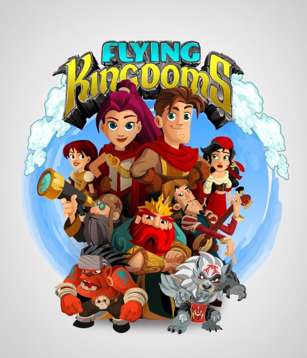 For Flying Kingdoms
