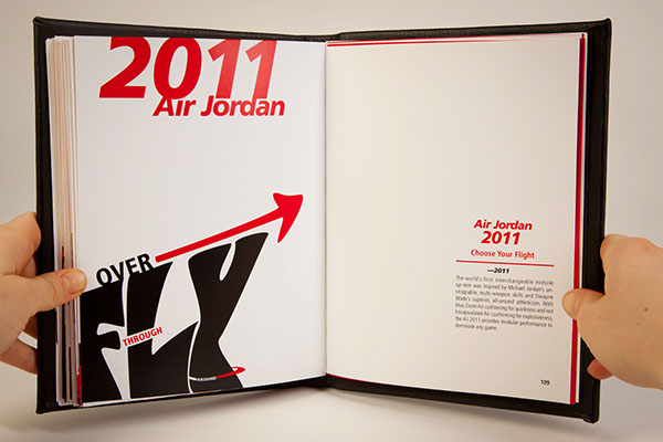 air jordan book