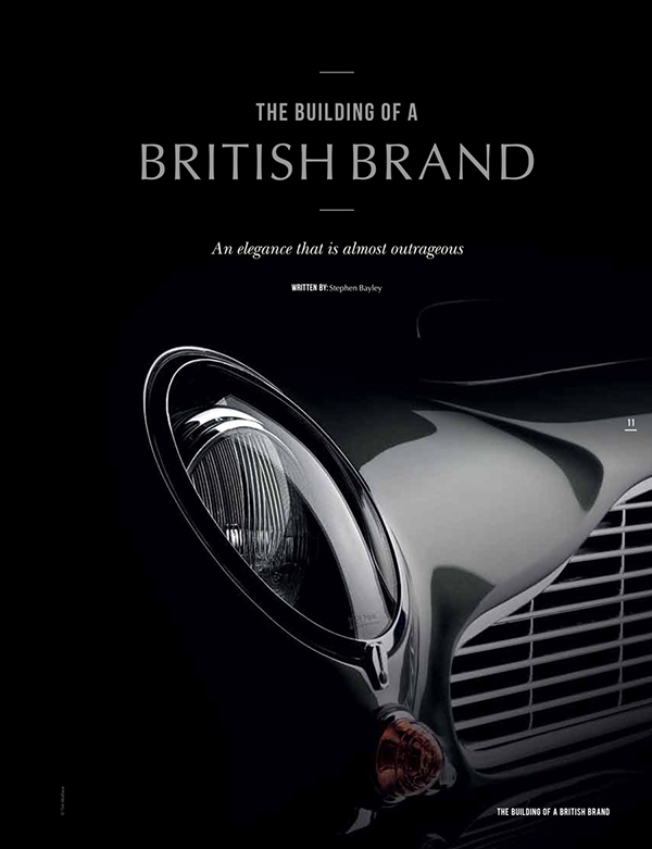 aston martin brocure copyright aston The aston martin db5 is a british luxury grand tourer period db5 sales literature and specification brochure astoncouk period original 1964 db5 sales brochure.