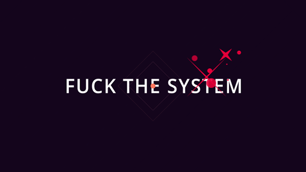 Items Similar To Fuck The System