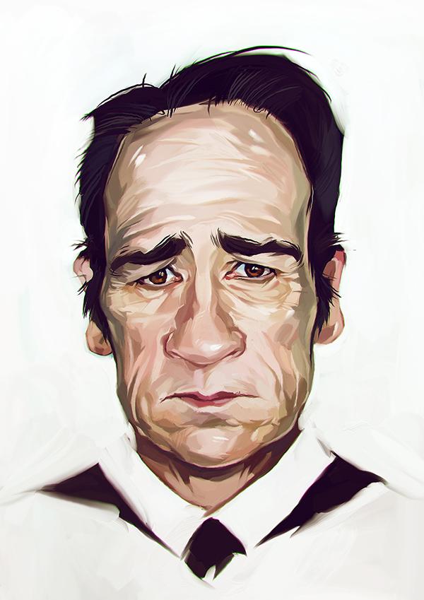Digital Caricatures by Viktor Miller-Gausa