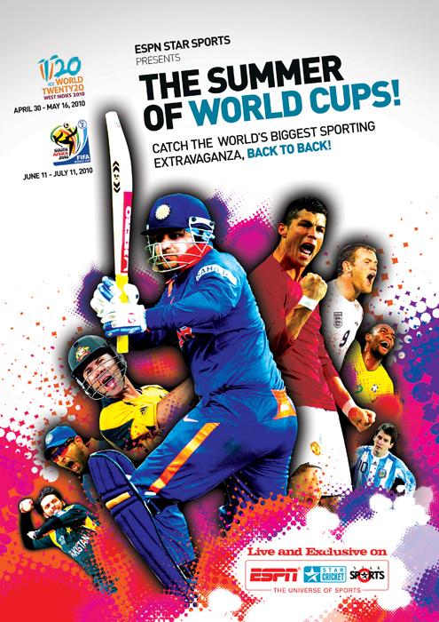 poster design espn star sports on behance