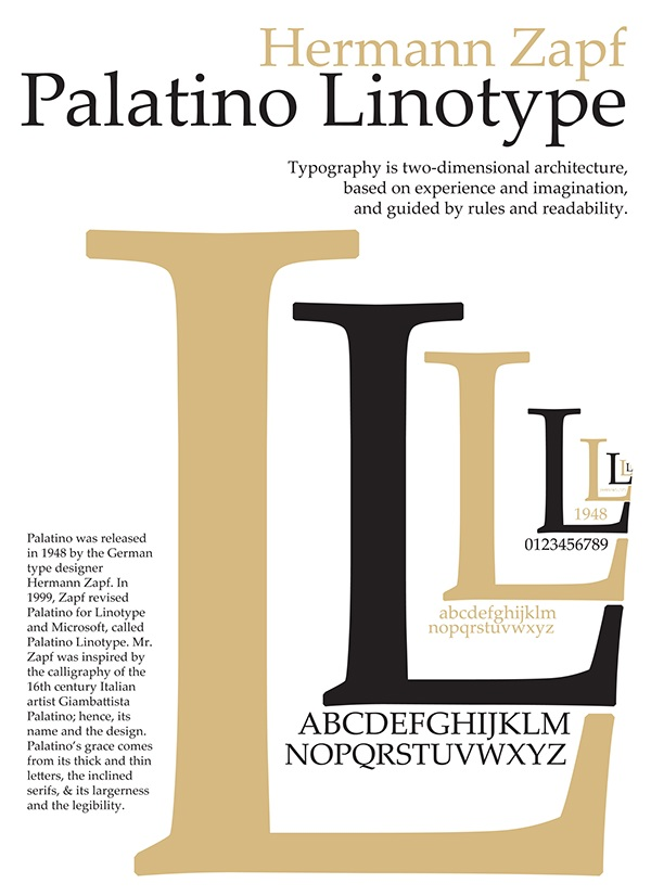 The new palatino linotype typefaces are opentype format fonts nov 27
