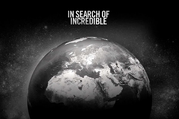 In Search Of Incredible on Behance