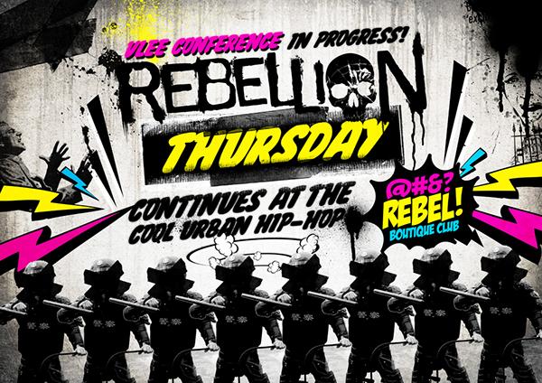 rebel club CANNERY lifebrandz poster