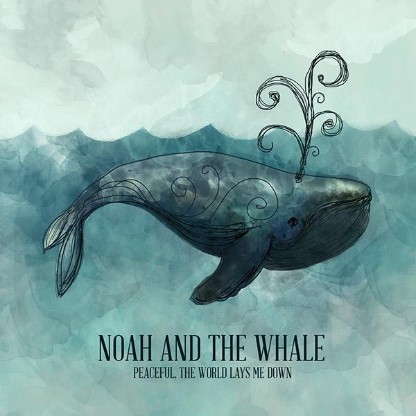 album cover noah and the whale on ccs portfolios