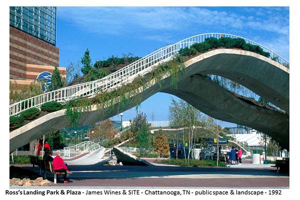 Ross S Landing Park Amp Plaza On The National Design Awards