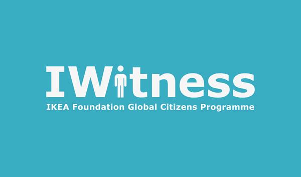 iwitness global citizens programme ikea foundation on behance