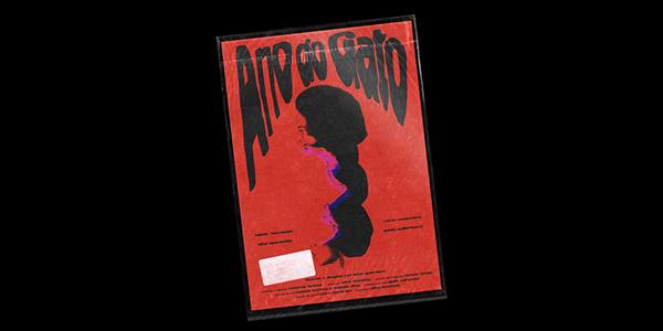 poster design   ANO DO GATO