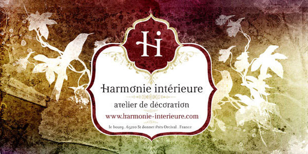 harmonie int rieure on behance
