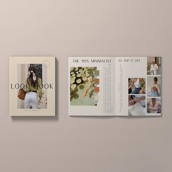 SS20 Luxe Minimalist Lookbook