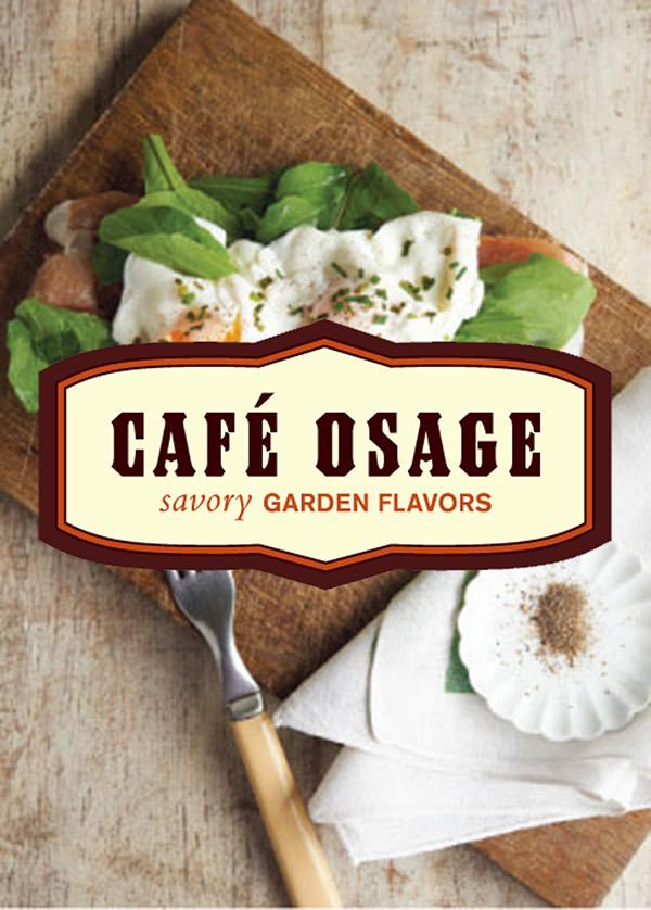 Cafe Osage Menu St Louis
