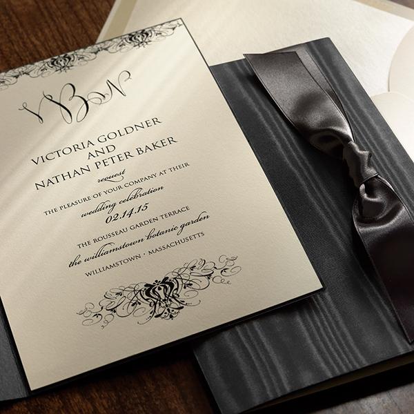 checkerboard ltd - Checkerboard Wedding Invitations